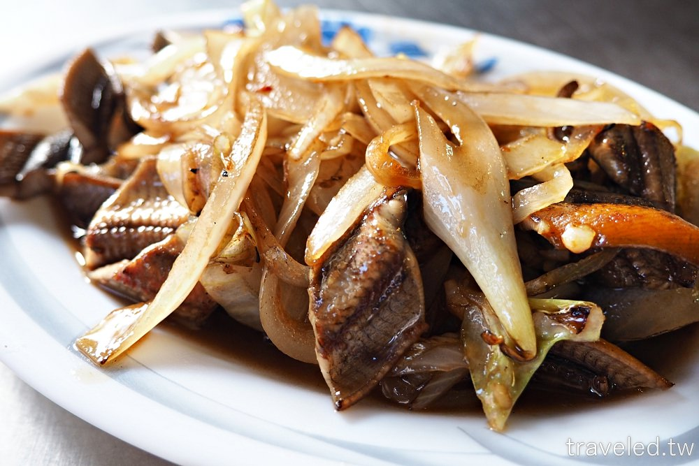 台南中西區八三鱔魚意麵 意猶未盡的好味道