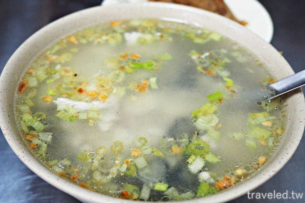 台南中西區大勇街無名鹹粥 大碗又便宜的台南式早餐