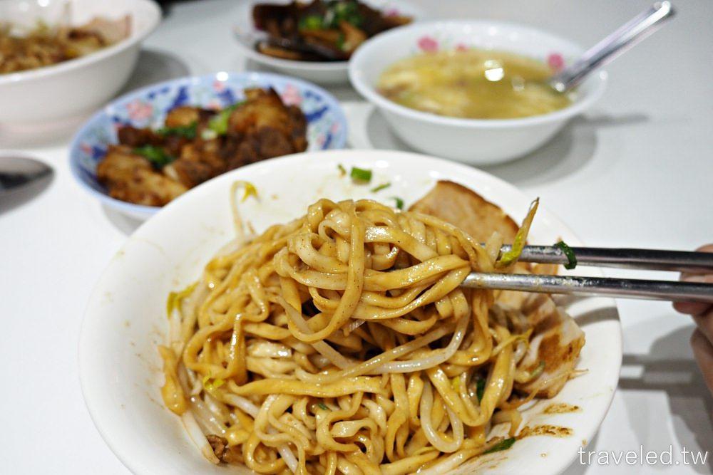 台南新營 良心麵攤(原信義街35年麵攤)