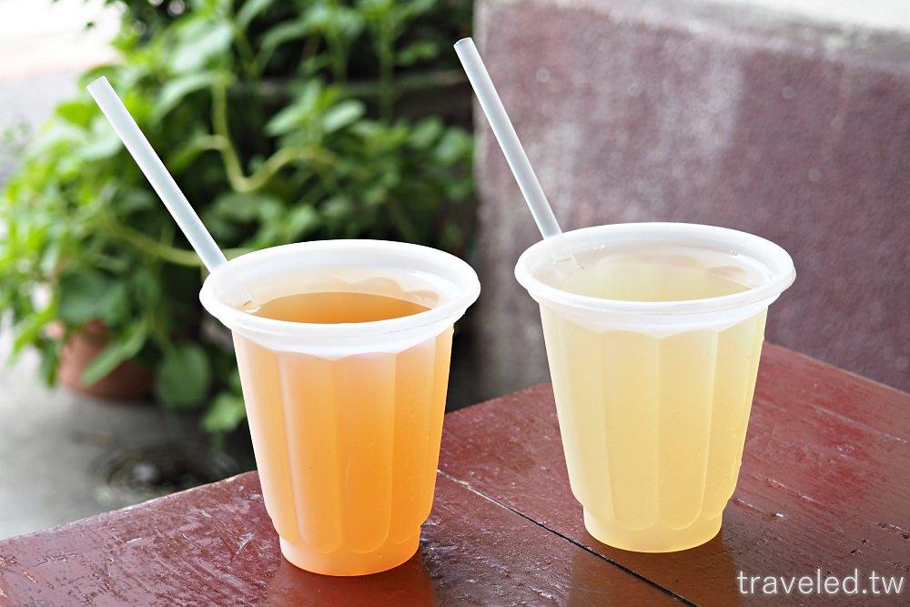 台南中西區小公園水果店.招牌楊桃汁甜鹹的消暑聖品