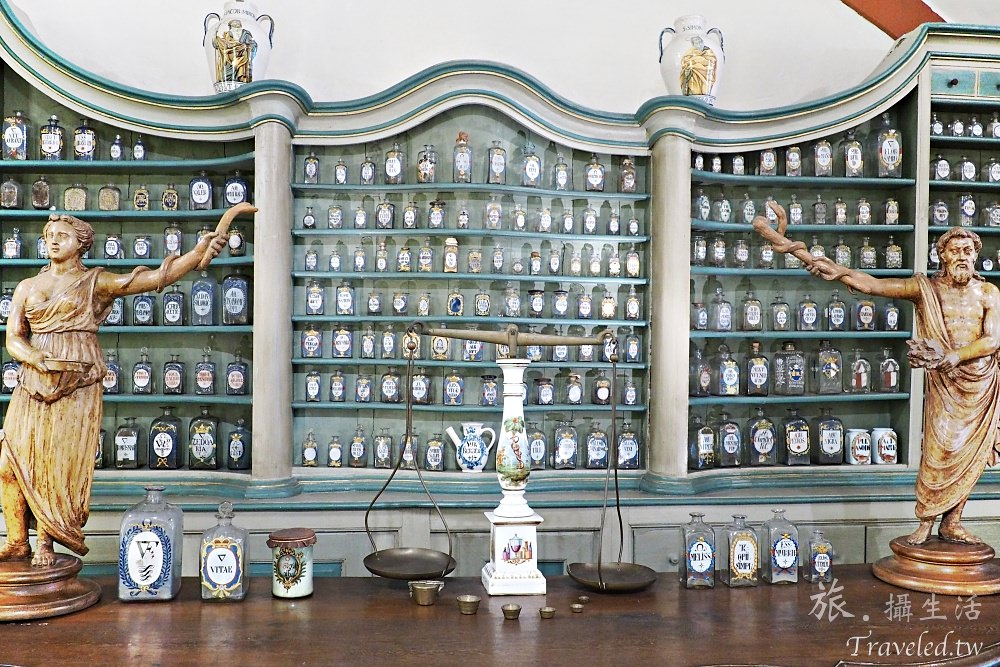 德國海德堡.藥事博物館Deutsches Apotheken Museum