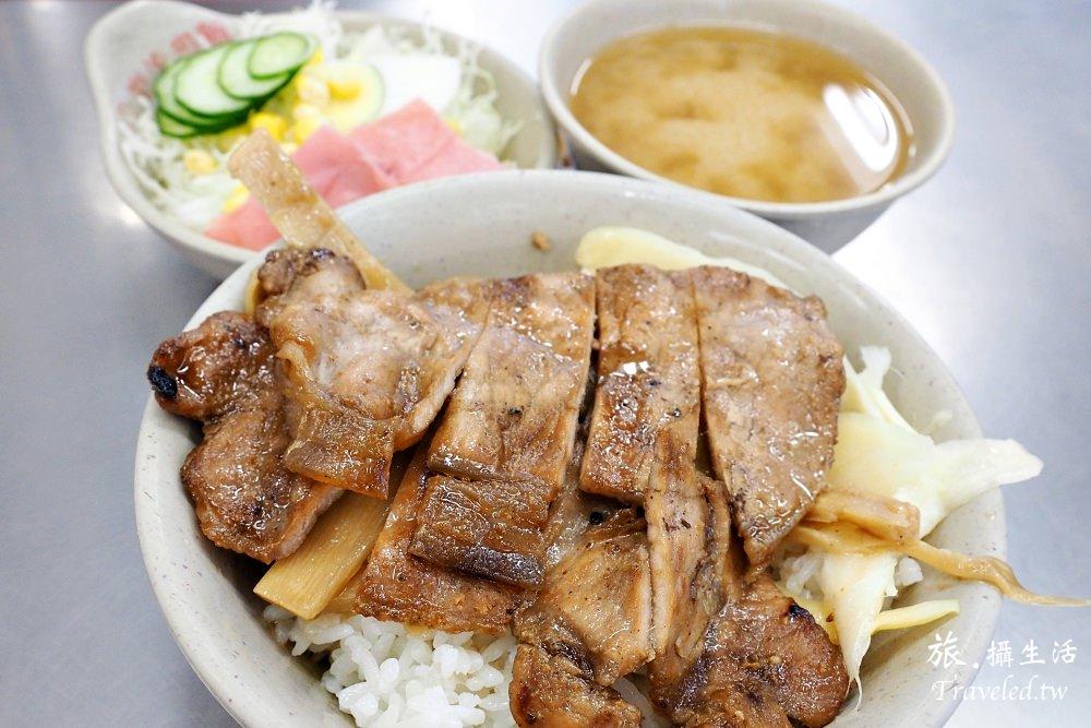 台南中西區.永樂燒肉飯