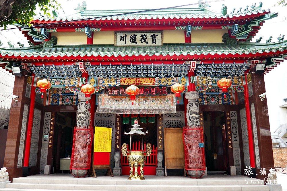 台南中西區.百年清水寺