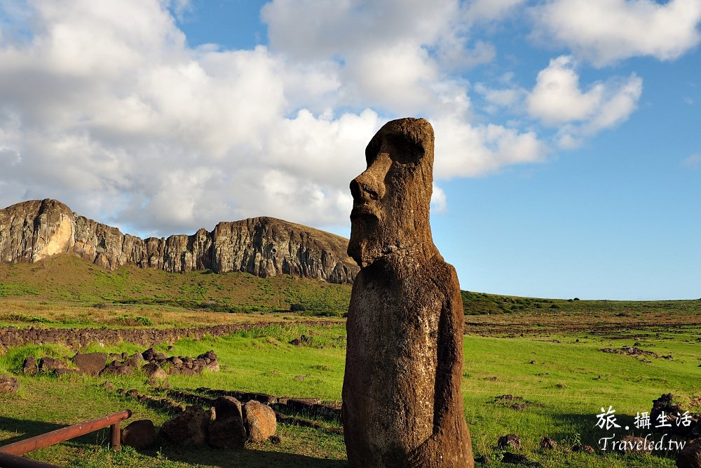 南美的天空.智利復活節島,尋找傳說中的摩艾