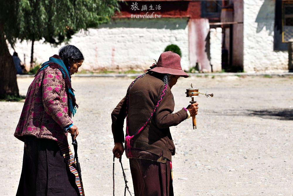 前往西藏的第一塊田、第一座寺廟、第一座宮殿