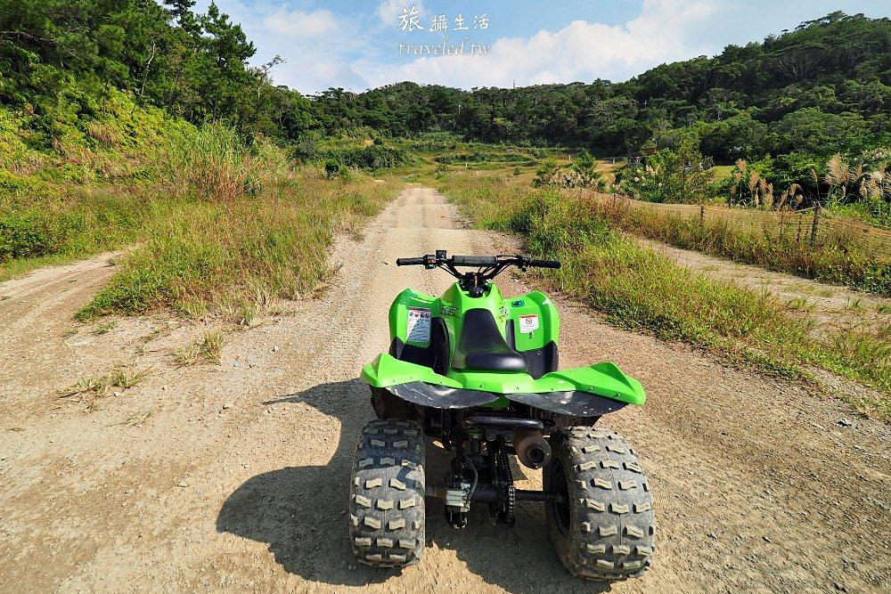 到沖繩北部也能有不同玩法.自駕BAGI適合全家的戶外活動