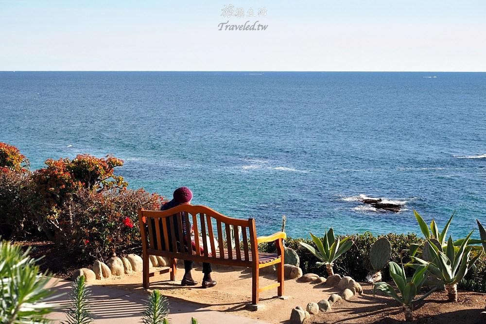 美國自由行.加州Laguna Beach慵懶的海灘風情
