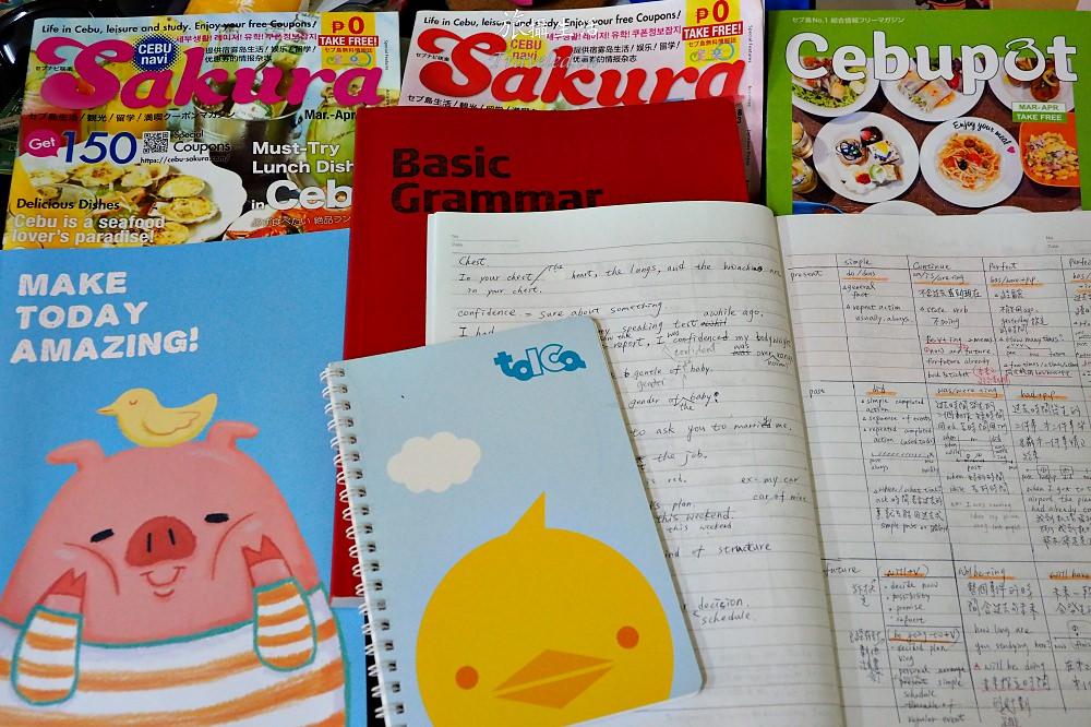 宿霧TARGET語言學校遊學記事.第二週的學習生活